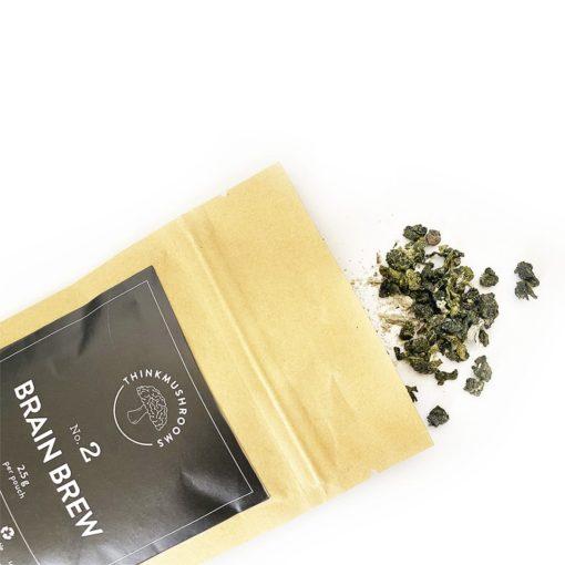 Brain Brew Shroom Tea